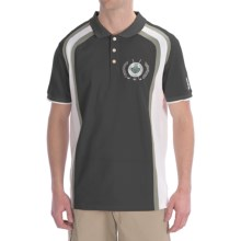 Bogner Pascal Polo Golf Shirt - Short Sleeve (For Men) in Black - Closeouts