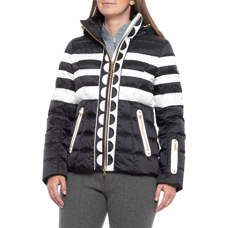 gut aussehen Schuhe verkaufen ankommen beste Auswahl von 2019 Bogner Pina-D Geo Stripe Down Ski Jacket (For Women) - Save 69%
