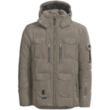 Bogner Polar-D Oxford Down Jacket - 730 Fill Power (For Men) in Olive - Closeouts