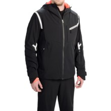 Bogner Rail-T Ski Jacket - Waterproof, Insulated (For Men) in Black - Closeouts