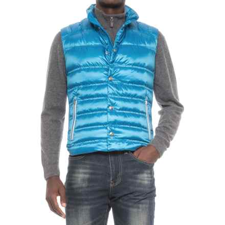 Bogner Rocco Down Fitness Vest (For Men) in Blue - Closeouts