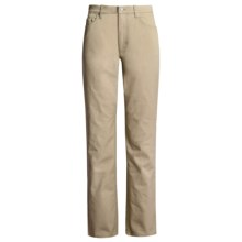 Bogner Rodeo Pants - Five-Pocket (For Women) in Sand - Closeouts