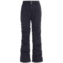 Bogner Romina Techno Stretch Twill Ski Pants - Insulated (For Women) in Navy - Closeouts