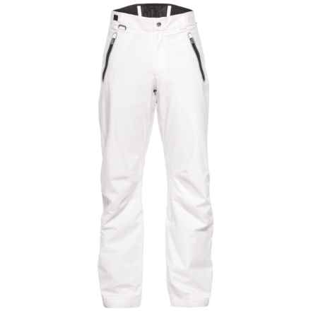 Bogner Rugged-T Stretch Ski Pants - Waterproof, Insulated (For Men) in Off White - Closeouts