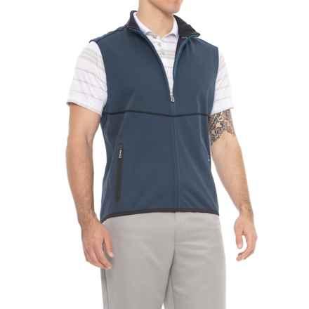 Bogner Silvio Golf Vest (For Men) in Blue - Closeouts