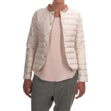 Bogner Sonia Raja-D Down Jacket (For Women) in Light Peach - Closeouts
