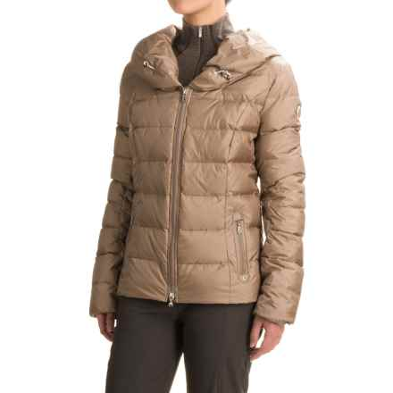 Bogner Sury-D Down Ski Jacket (For Women) in Taupe - Closeouts