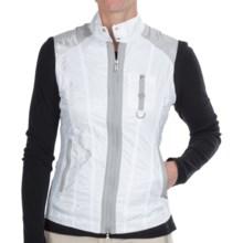 Bogner Tamaris Golf Vest (For Women) in White - Closeouts