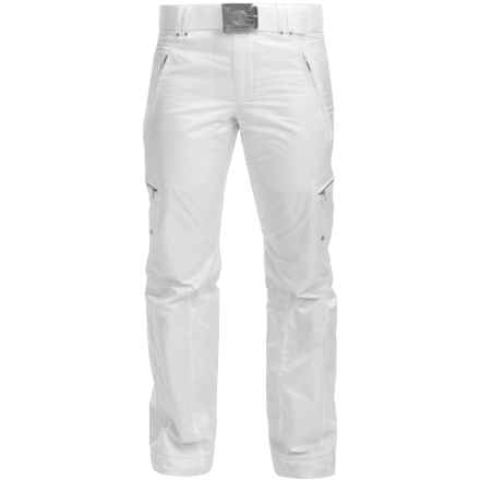 Bogner Terri Ripstop Ski Pants - Waterproof, Insulated (For Women) in Off White - Closeouts