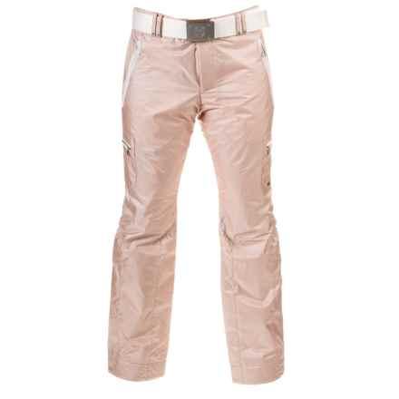 Bogner Terri Ripstop Ski Pants - Waterproof, Insulated (For Women) in Sandalwood - Closeouts