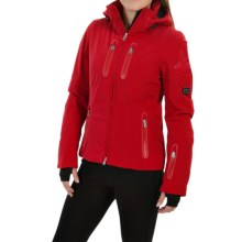 Bogner Tina-T Ski Jacket - Waterproof, Insulated (For Women) in Red - Closeouts