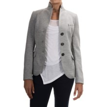 Bogner Valentia Blazer (For Women) in Grey - Closeouts