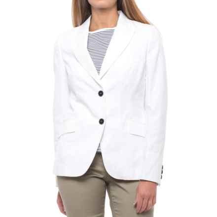 Bogner Valeria Blazer (For Women) in White - Closeouts