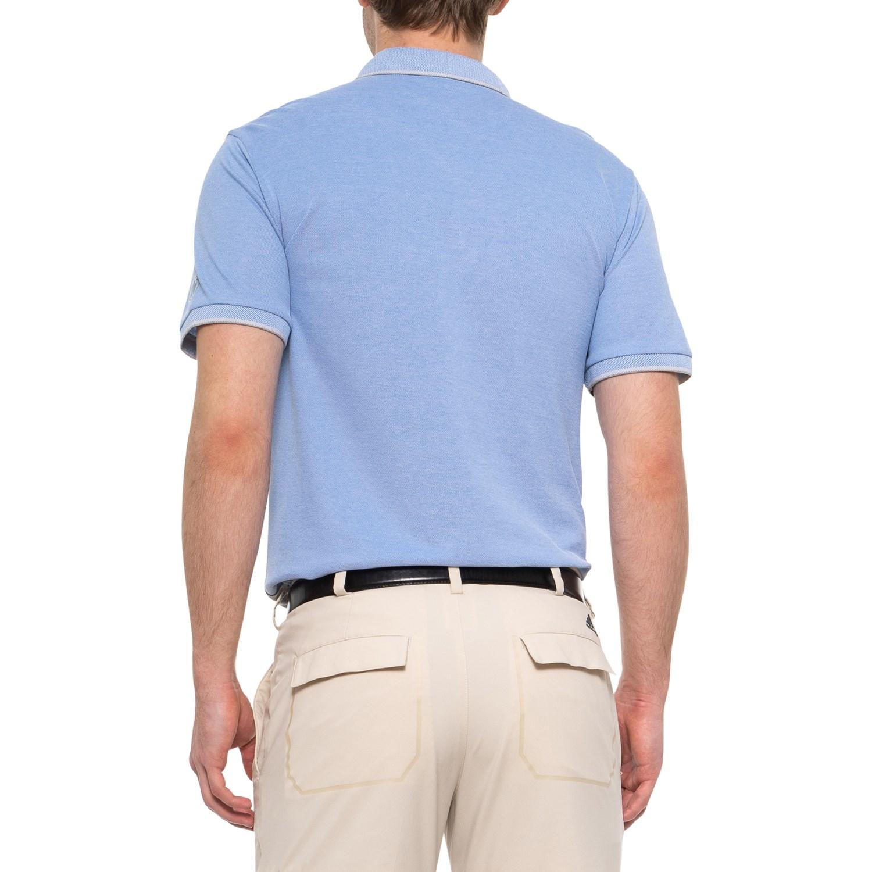 1cf0b800e42 Bogner Victor Striped Polo Shirt - Short Sleeve (For Men)