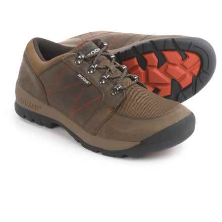 Bogs Bend Low Hiking Shoes - Waterproof (For Men) in Chocolate - Closeouts