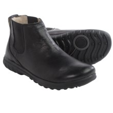Bogs Eugene Leather Boots (For Men) in Black - Closeouts
