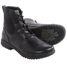 Bogs Footwear Alexandria Lace Boots - Waterproof (For Women) in Black - Closeouts