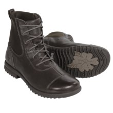 Bogs Footwear Alexandria Lace Boots - Waterproof (For Women) in Chocolate - Closeouts
