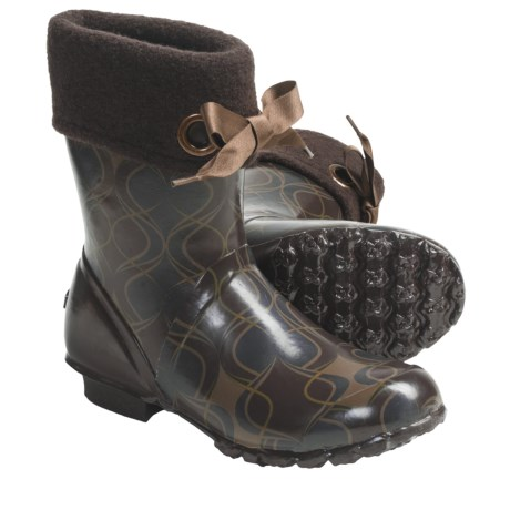 Bogs Footwear Becca Boots - Waterproof (For Women) in Brown