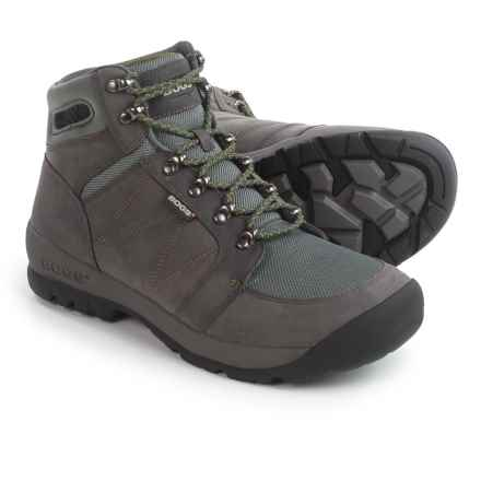 Bogs Footwear Bend Mid Hiking Boots - Waterproof (For Men) in Pewter - Closeouts