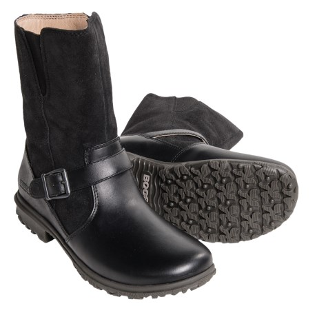 Bogs Footwear Bobby Mid Boots Waterproof Leather (For Women)