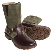 Bogs Footwear Bobby Mid Boots - Waterproof Leather (For Women) in Brown - Closeouts
