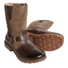 Bogs Footwear Bobby Mid Boots - Waterproof Leather (For Women) in Cocoa - Closeouts