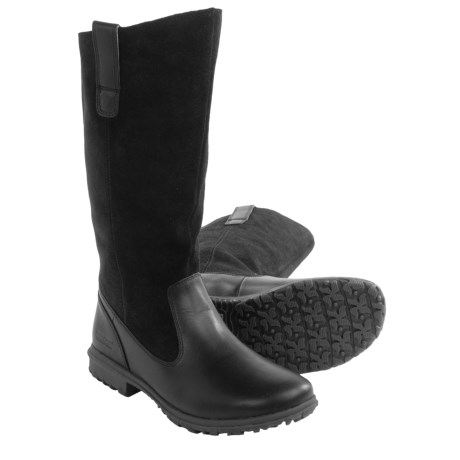 Bogs Footwear Bobby Tall Boots Waterproof, Leather (For Women)