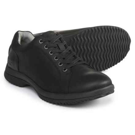 Bogs Footwear Cruz Lace Shoes - Waterproof (For Men) in Black - Closeouts