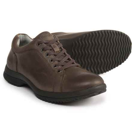 Bogs Footwear Cruz Lace Shoes - Waterproof (For Men) in Chocolate - Closeouts