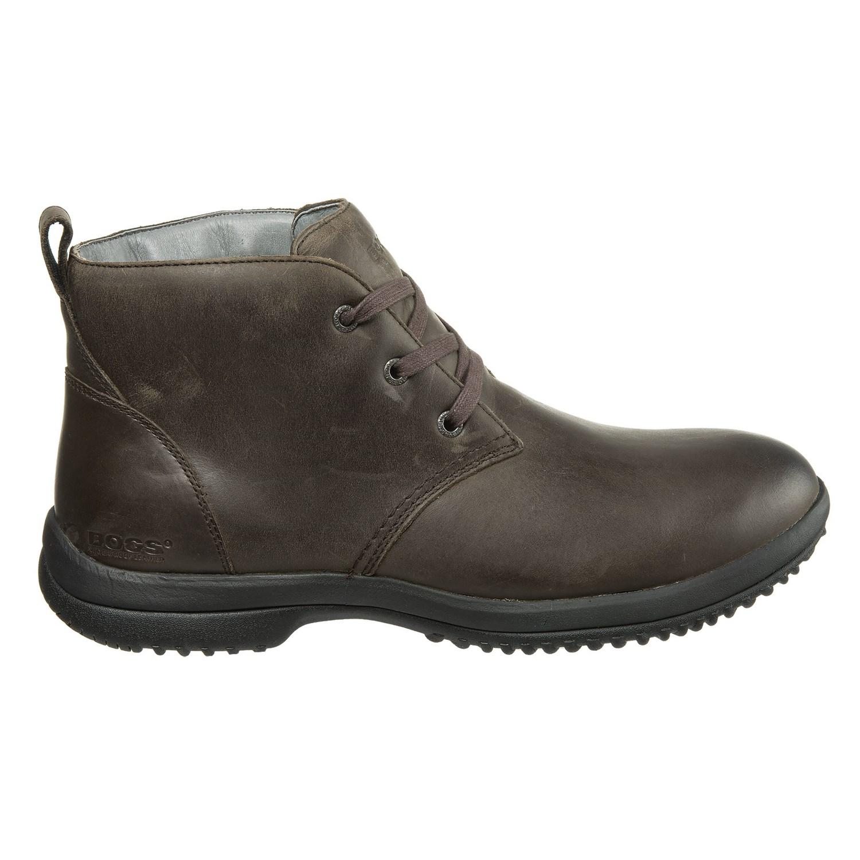 Bogs Footwear Cruz Leather Chukka Boots (For Men)
