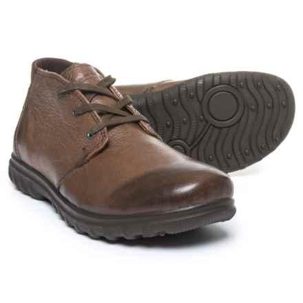 Bogs Footwear Eugene Leather Chukka Boots - Waterproof (For Men) in Mocha - Closeouts