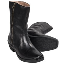 Bogs Footwear Gretchen  Boots - Leather (For Women) in Black - Closeouts