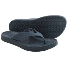 Bogs Footwear Hudson Rubber Flip-Flops (For Men) in Navy - Closeouts