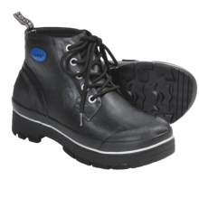 Bogs Footwear Industrial Rubber Chukka Boots - Waterproof (For Men) in Black - Closeouts