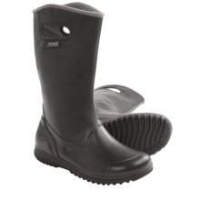 Bogs Footwear Juno Tall Boots - Waterproof (For Women) in Black - Closeouts