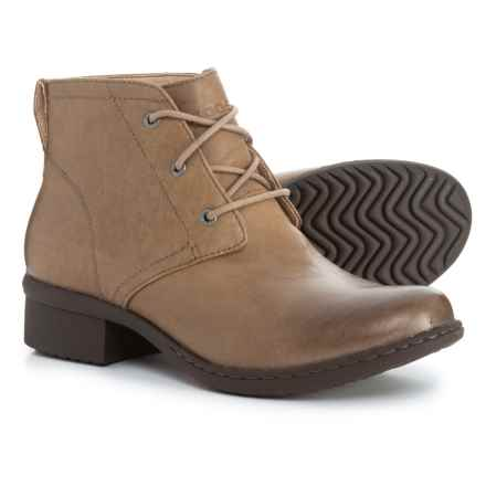 Bogs Footwear Kristin Chukka Boots - Waterproof, Leather (For Women) in Taupe - Closeouts