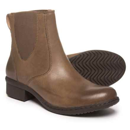 Bogs Footwear Kristina Leather Chelsea Boots - Waterproof (For Women) in Taupe - Closeouts