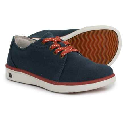 Bogs Footwear Malibu Shoes (For Boys) in Navy - Closeouts
