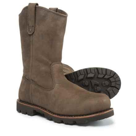 Bogs Footwear Ottawa Nubuck Boots - Waterproof (For Men) in Brown - Closeouts
