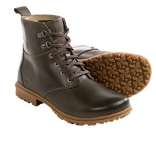 Bogs Footwear Pearl Lace Boots - Waterproof (For Women) in Chocolate - Closeouts