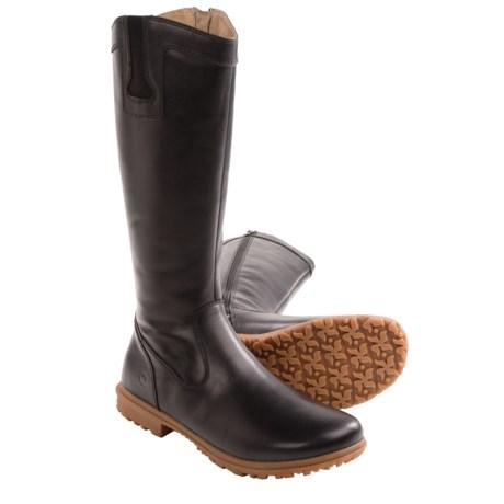 Bogs Footwear Pearl Tall Boots Waterproof Leather (For Women)