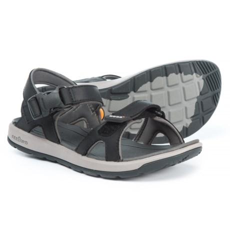 Bogs Footwear Rio Sport Sandals - Leather (For Women) in Black