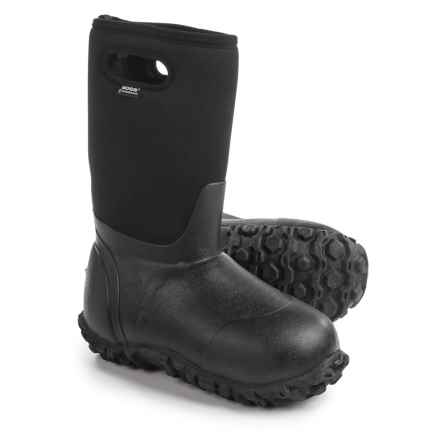 Bogs Footwear Snowpocolypse Neo-Tech® Snow Boots - Waterproof, Insulated (For Men) in Black - Closeouts