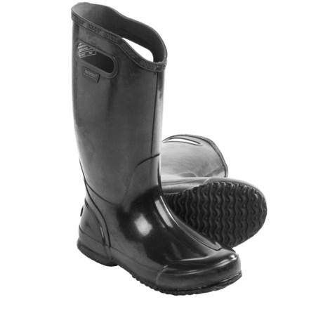 Bogs Footwear Solid Color Rain Boots Waterproof (For Women)