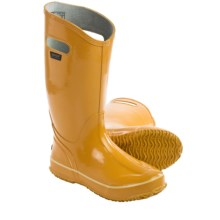 Bogs Footwear Solid Color Rain Boots - Waterproof (For Women) in Mustard - Closeouts
