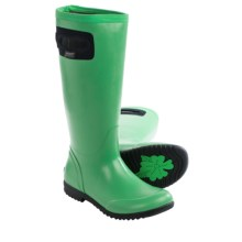 Bogs Footwear Tacoma Rain Boots - Waterproof, Insulated (For Women) in Leaf Green - Closeouts