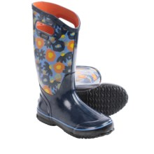Bogs Footwear Watercolor Rain Boots - Waterproof (For Women) in Blue Multi - Closeouts