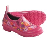 Bogs Rue Rain Shoes - Waterproof, Slip-Ons (For Girls)