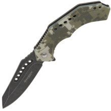 Boker Magnum Fast Forward Folding Blade Knife - Liner Lock in See Photo - Closeouts